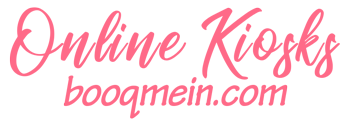 Online Kiosks | booqmein.com